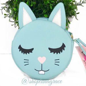 🆕 LB Sleeping Bunny Coin Wristlet